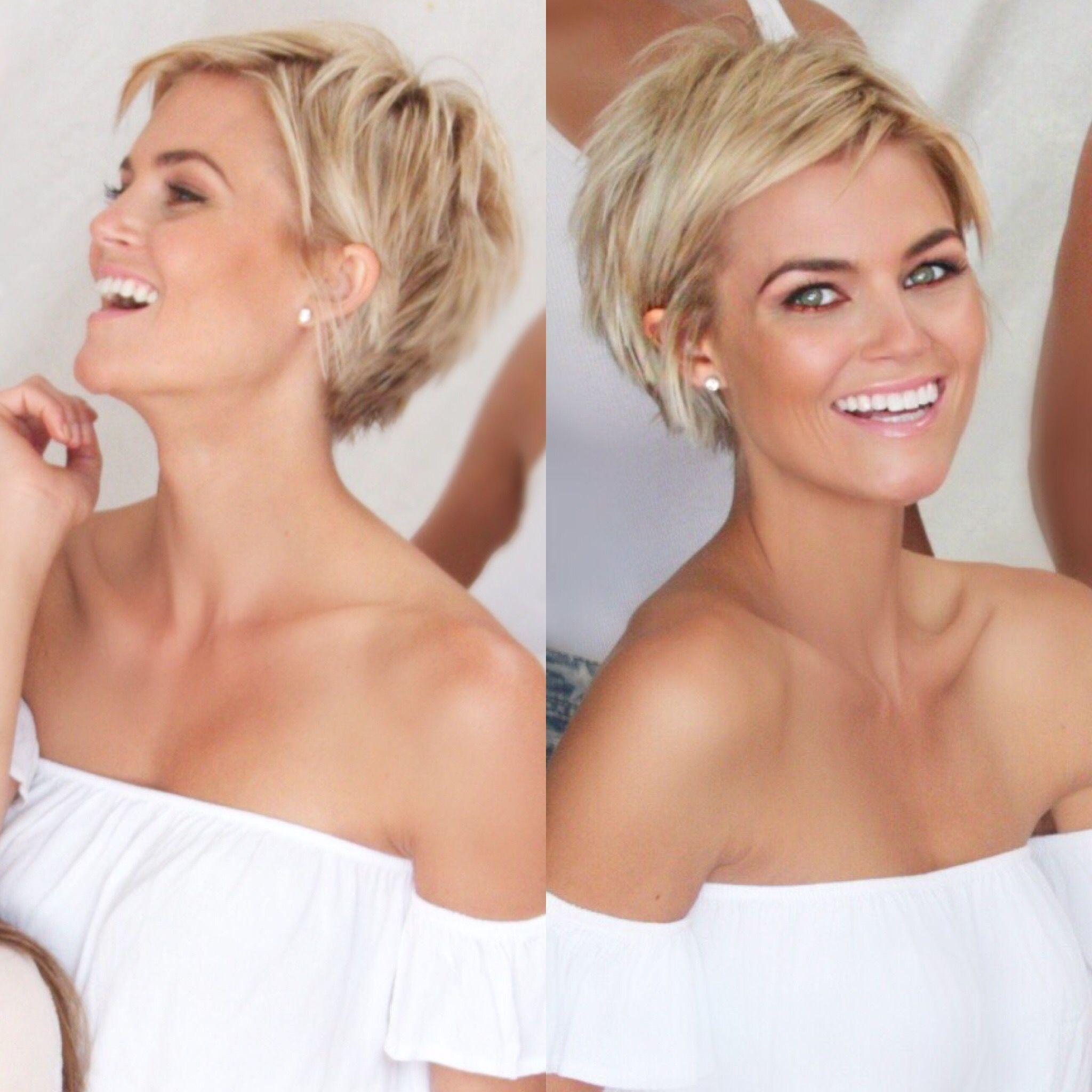 Blonde pixie krissafowles beauty tips pinterest blonde pixie