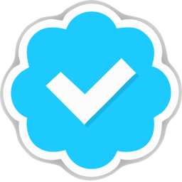 Twitter Verified Account Logo Png Icon Download Iconvert Icons Badge Icon Instagram Logo Twitter Design