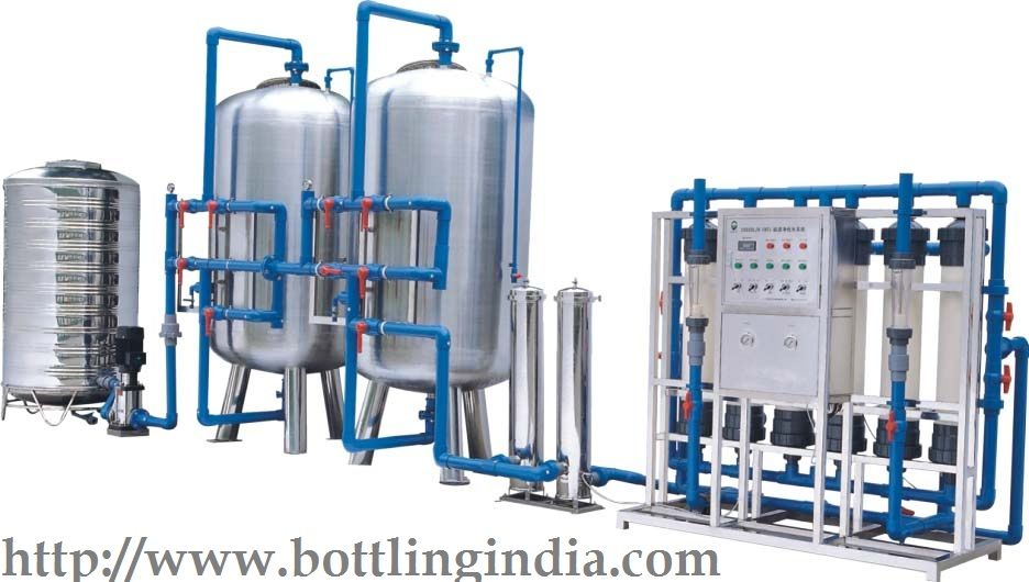 Mineral Water Processing Plant For Sale In India Mineral Water Water Plants Water Treatment Plant