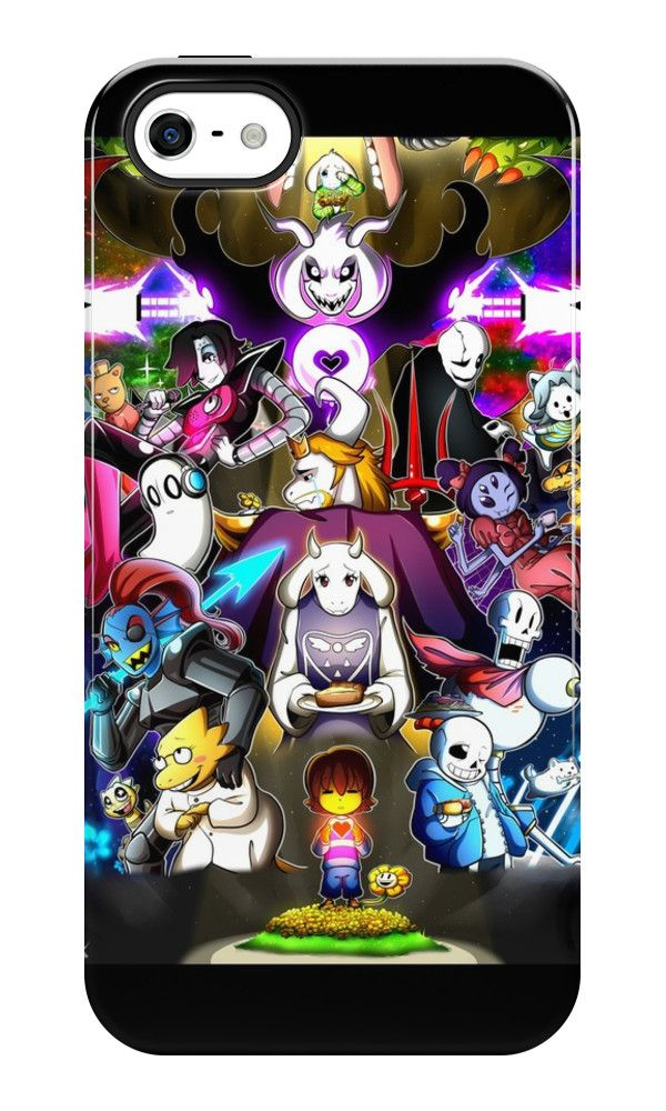 Undertale iPhone Case & Cover by smudgeandfrank   Undertale ...