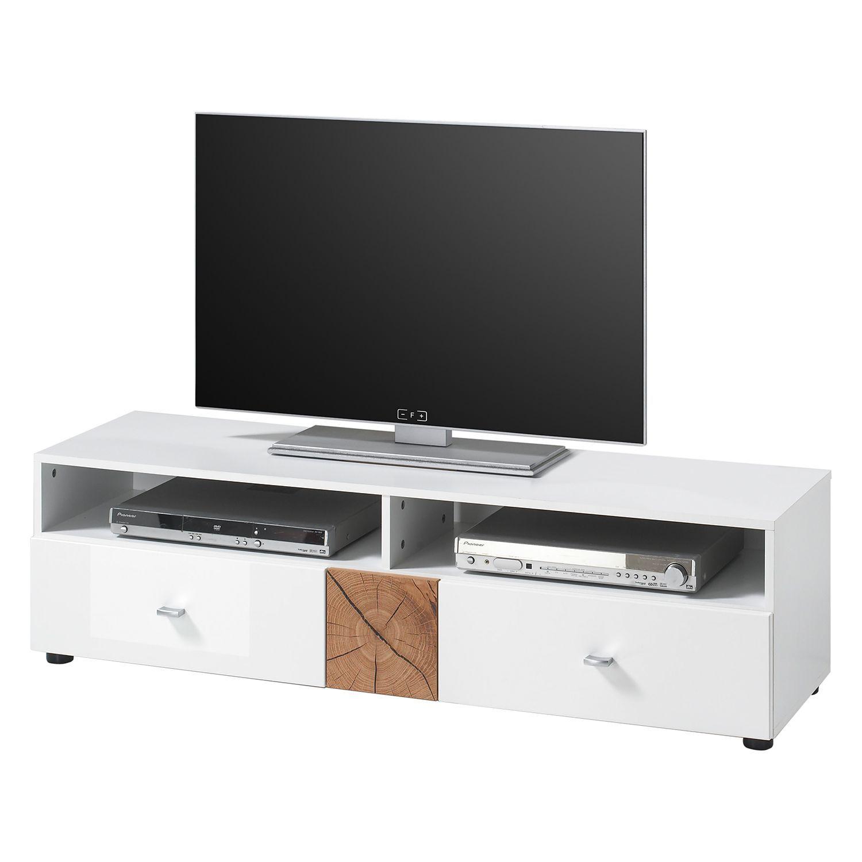 jahnke tv lowboard meuble télé laqué taupe | meuble tv longueur 100 cm | meuble télé jahnke |  table