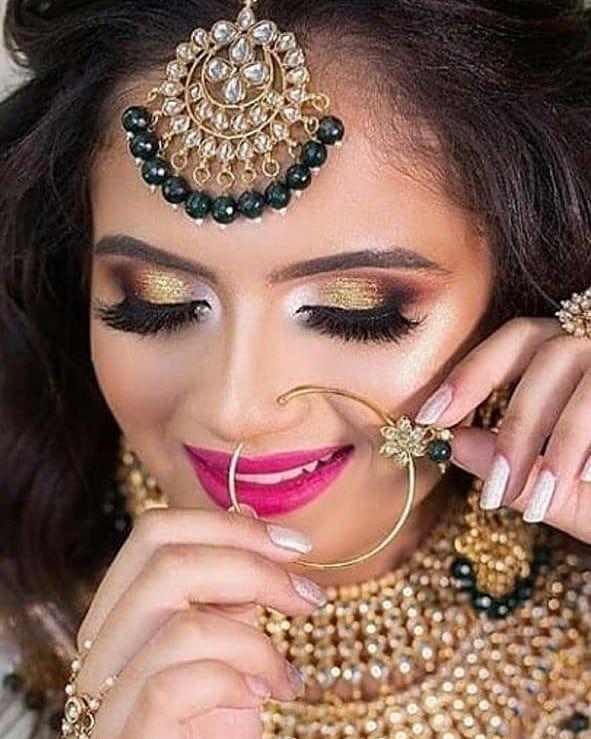 Photo of Bronze Augen Make-up –  Bronze Augen Make-up für diesen schönen Kunden, währe…