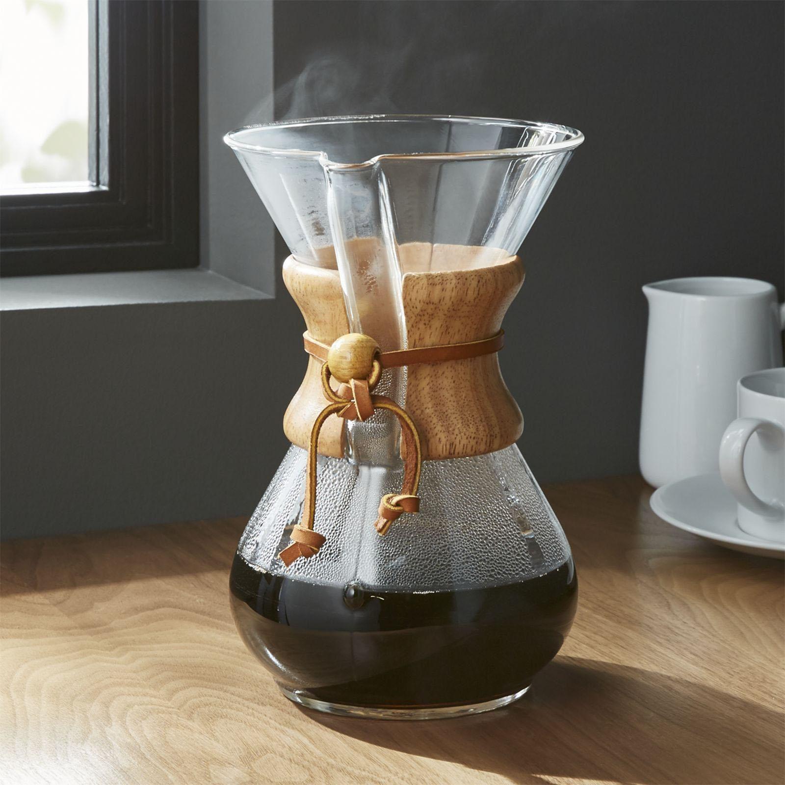 CHEMEX Coffeemaker by Dr. Peter Schlumbohm, 1941 Café