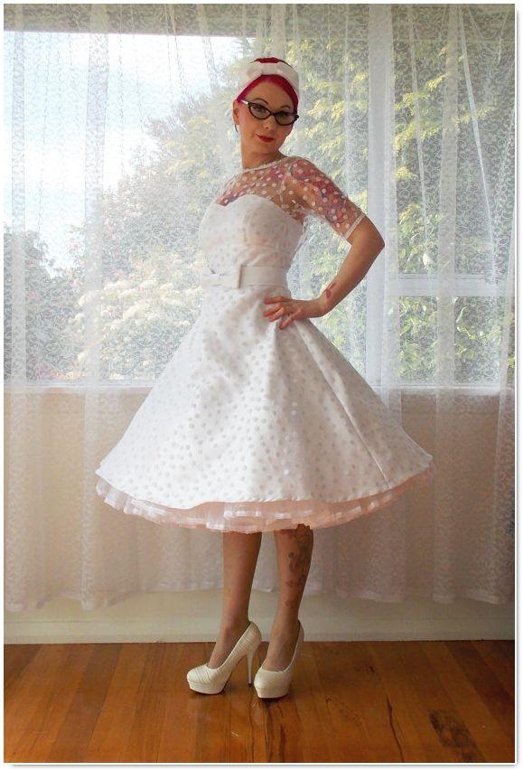 Pixie. Poket | wedding dresses | Pinterest | Rockabilly ...