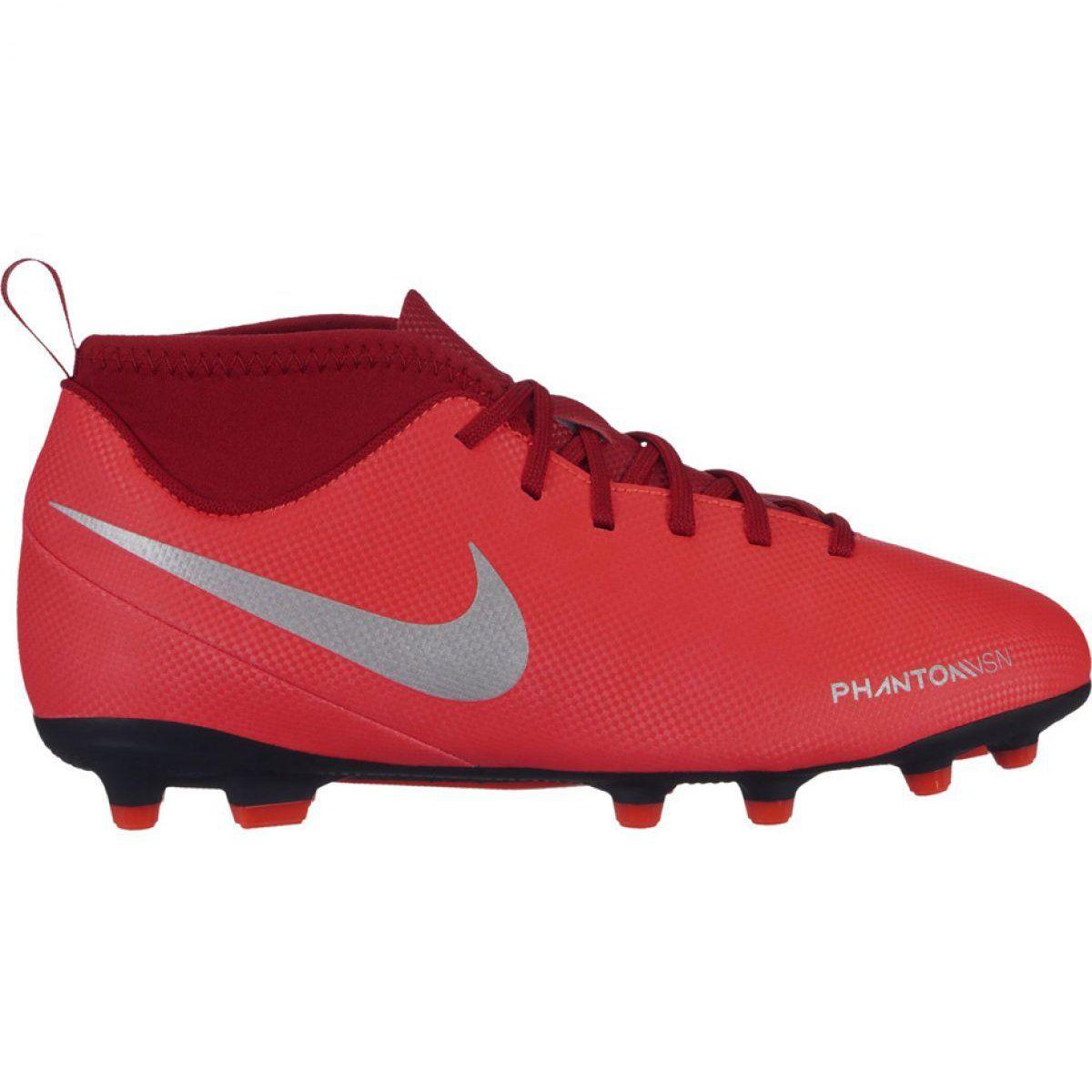 Nike Jr. Mercurial Vapor 13 Academy TF LittleBig Kids' Artificial Turf Soccer Shoe