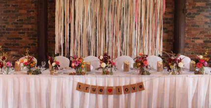 Vintage bunting ribbon style wedding decoration peach ivory vintage bunting ribbon style wedding decoration peach ivory other home garden gumtree australia junglespirit Image collections