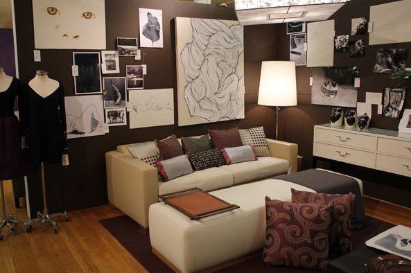 Jarret Yoshida Inc. At Housing Works Design On A Dime