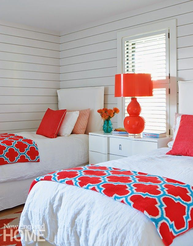 Tiny Bedroom Tour Courtney S Room: Mix And Chic: Home Tour- A Beautiful Upside-down Nantucket