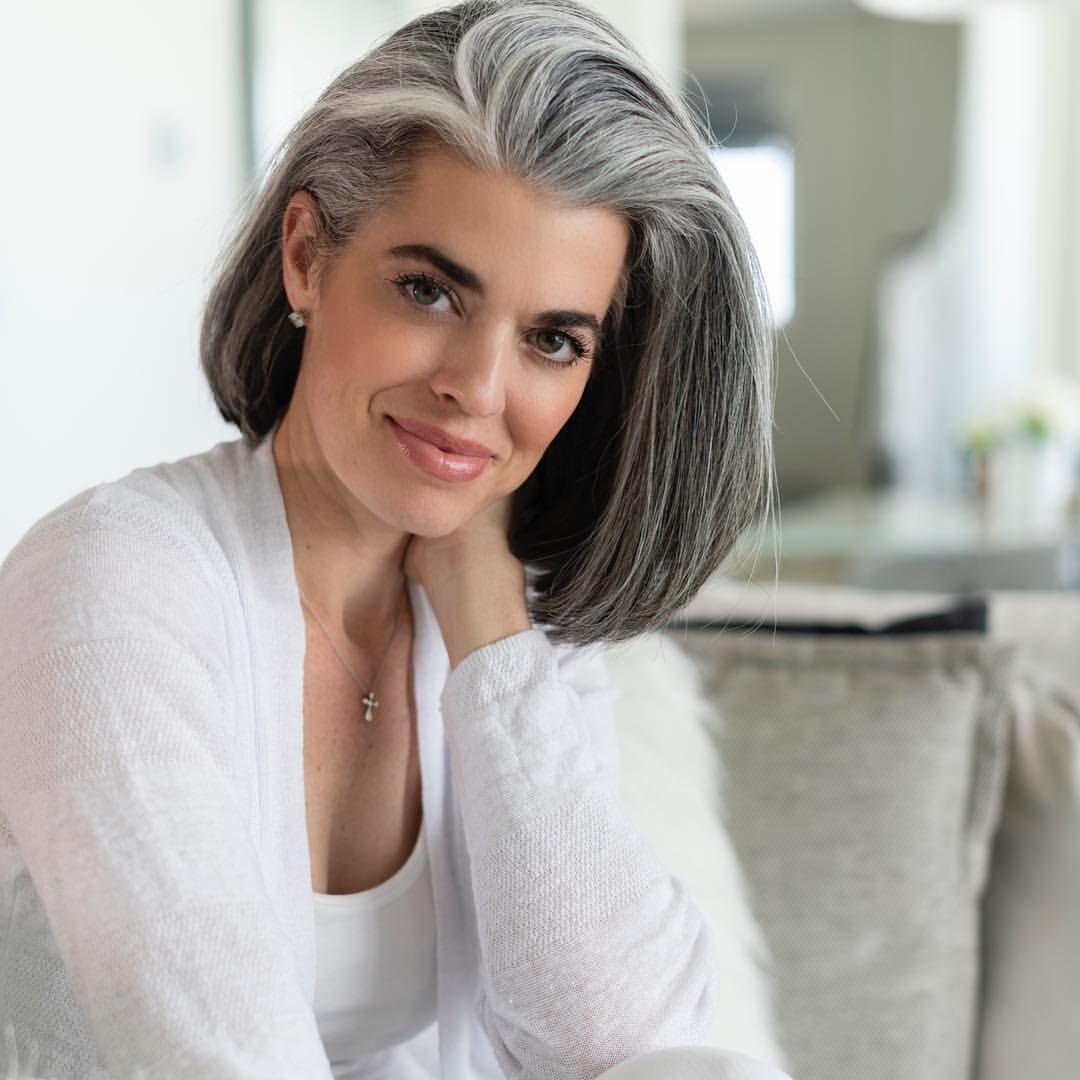 основе технологий как лучше покрасить седые волосы фото местных подняли смех