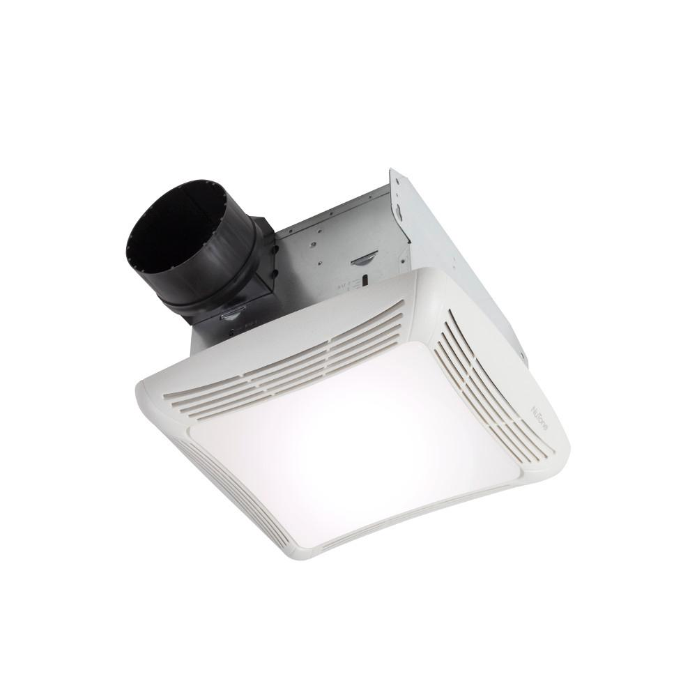 BroanNuTone 80 CFM Ceiling Bathroom Exhaust Fan with
