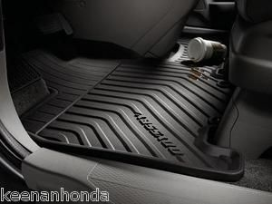Full Rear Trunk Tray Liner Cargo Mat Floor Protector Foot Pad Mats For Nissan Patrol Y62 7seats 2013 2014 2015 Floor Protectors Foot Pads Interior Accessories