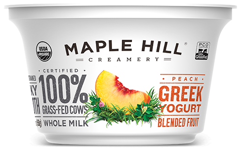 Products Alternative Blend Fruits Organic Greek Yogurt Grass Fed Milk