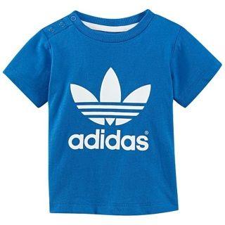Adidas Originals Trefoil T Shirt For Babies