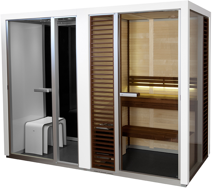 tylo impression twin combo steam sauna shower this luxury steam shower sauna combo