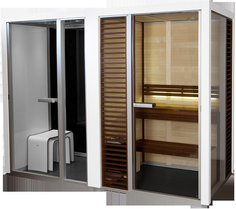 Steam Sauna Shower Tylo Impression Twin Combo Shower With Steam Sauna Leisurequip Steam Room Home Steam Room Sauna Shower