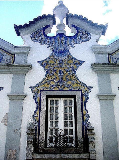 ventanas en Portugal