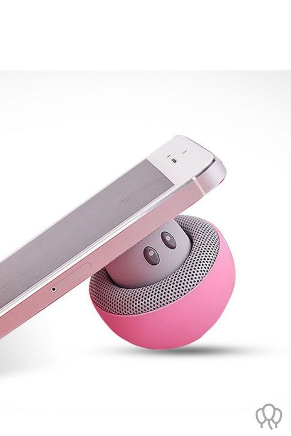 Kids technology & accessories // This mushroom speaker is as cute as a button!…