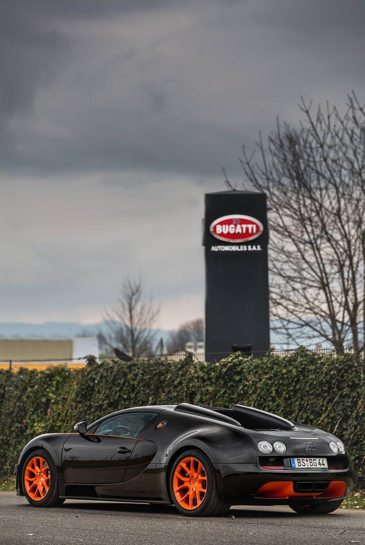 Bugatti Veyron Grand Sport WRC Bugatti Veyron