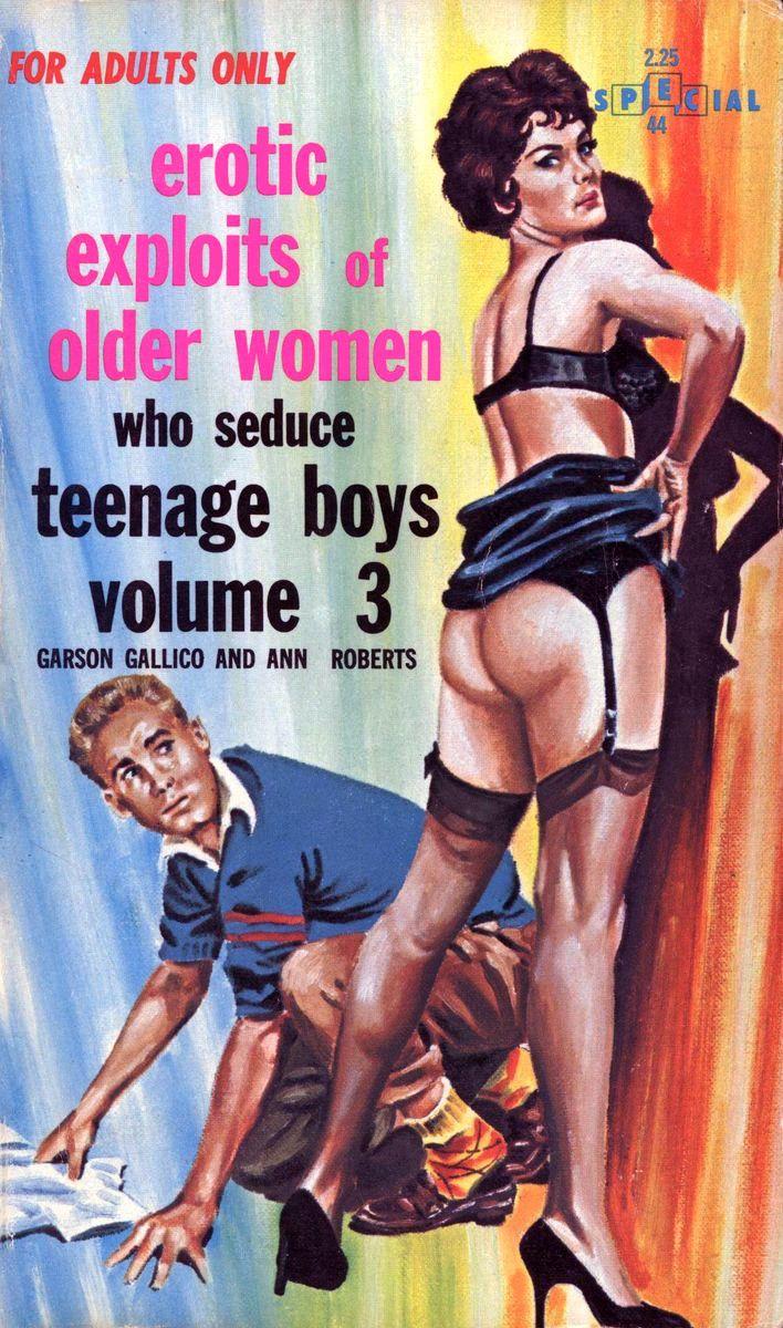 Seduce Older Woman