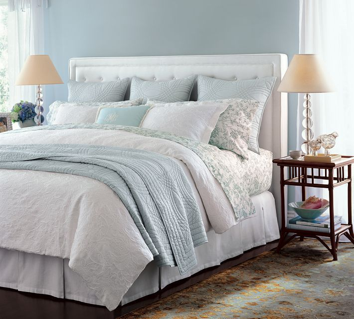 How to dress a king size bed google search house ideas for Dressing a king size bed
