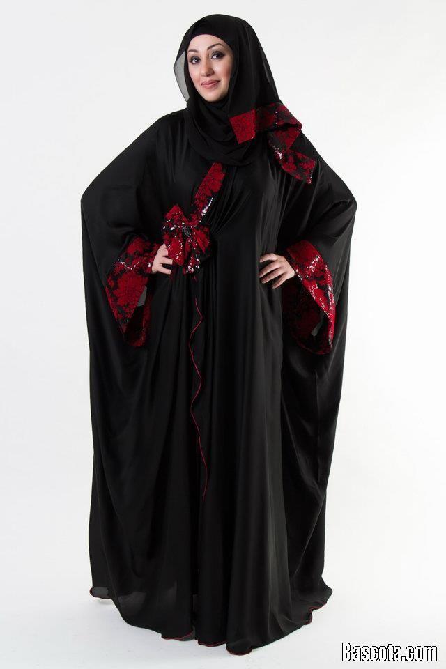 8107ceec8 عبايات - عبايات التخرج 2014 - عبايات تخرج جديدة روعه - stylish abaya ...