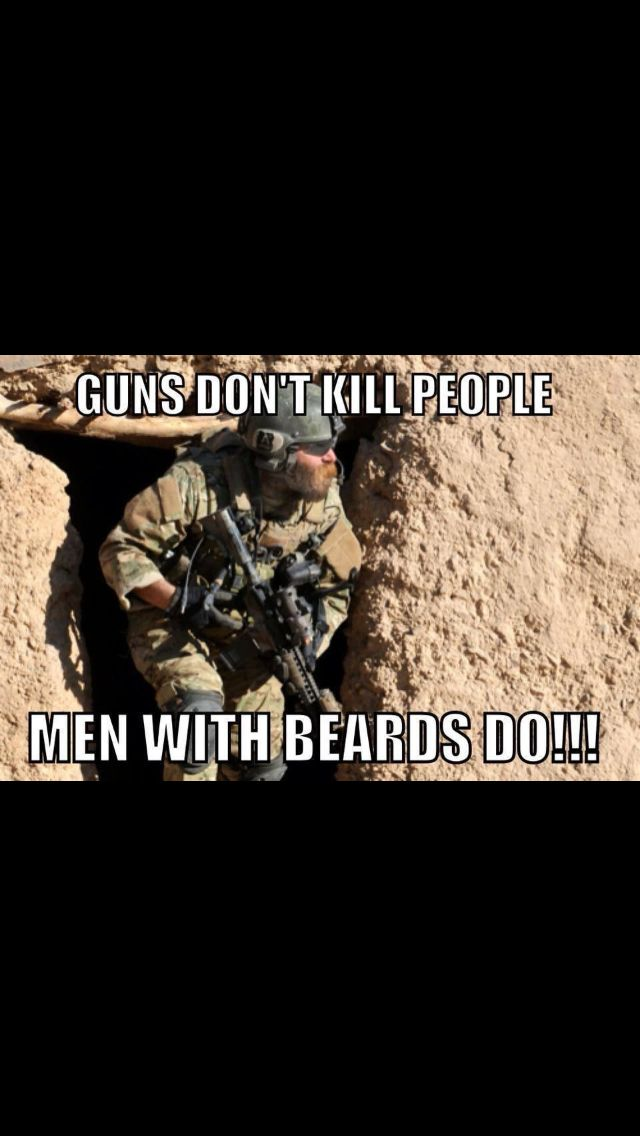Bearded Warriors