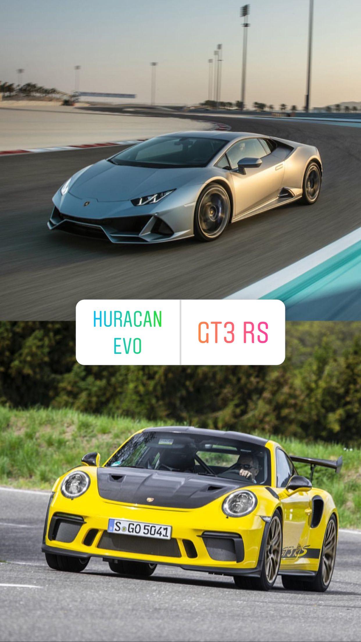 Huracan Or Gt3 Rs Custom Muscle Cars Porsche Luxury Cars