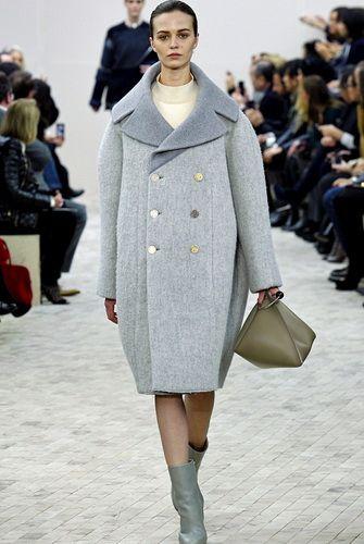 Модные тенденции-2017: женские пальто и фото образов для ...