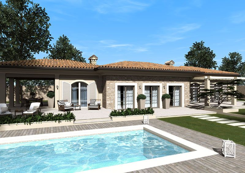 Eidomatica Progettazione E Servizi Gallery Progetto Di Villa Villa Architettura Moderna Di Casa Case Di Campagna Moderne