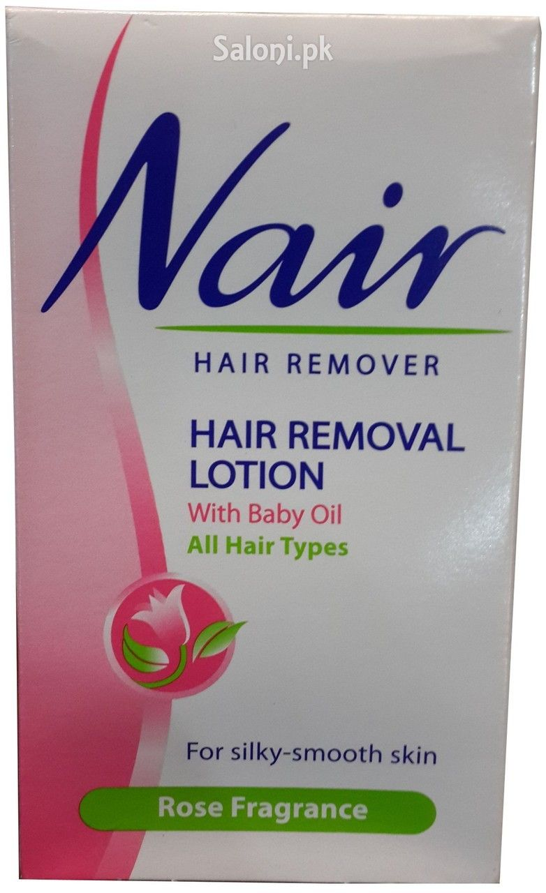 Nair Hair Removers Body Wax Strips With Rose Fragrance 20 Strips