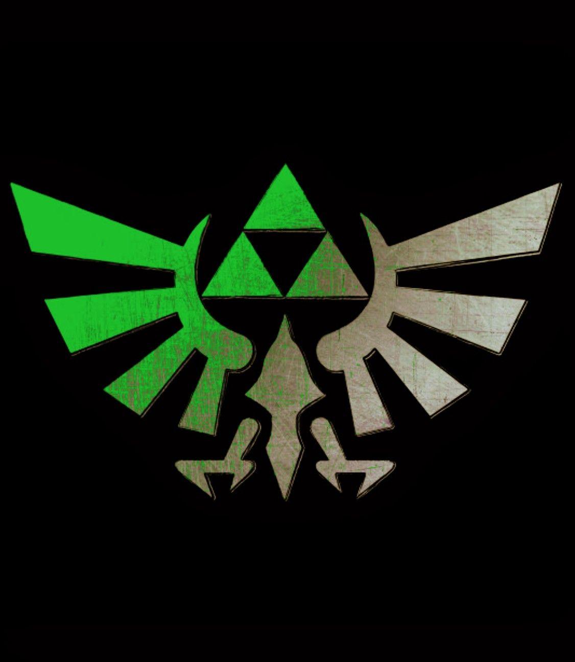 The Legend of Zelda, TriForce Symbol Legend of zelda