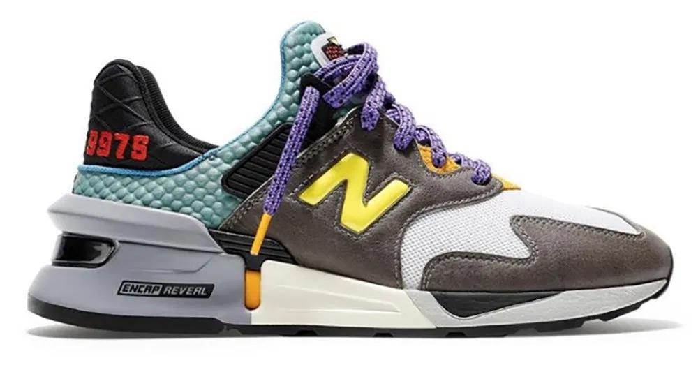 balance, Sneakers men, New balance trainers