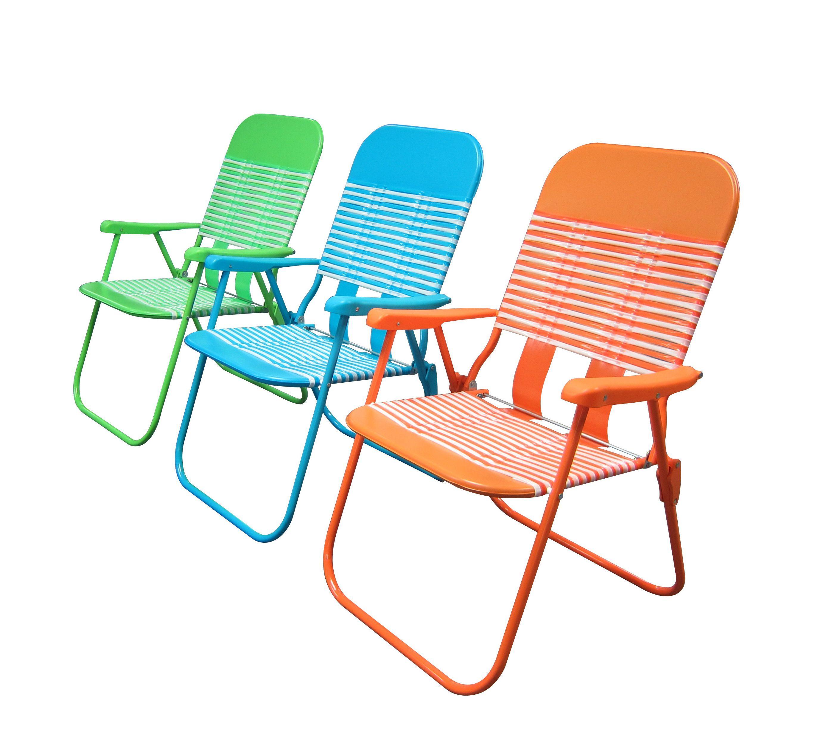 Marquee PVC Folding Chair - Bunnings Warehouse | caravan ...