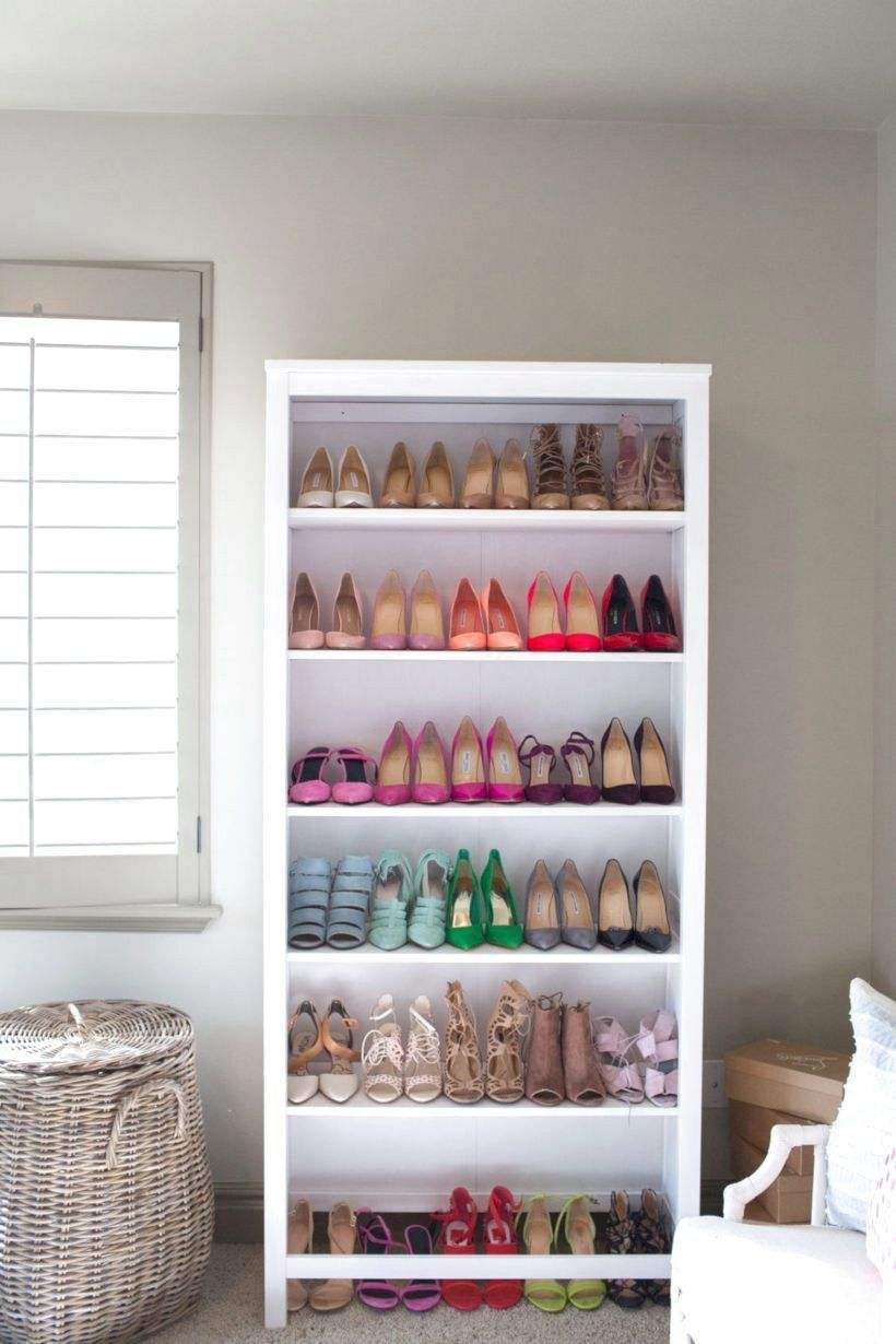 45 Amazing Shoe Storage Ideas Home Garden In 2020 Diy