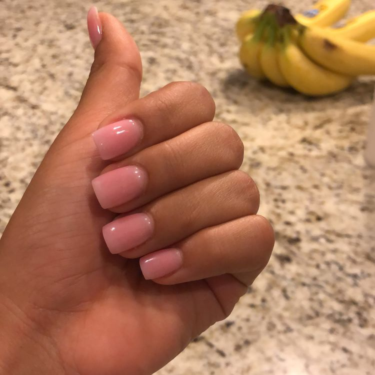 50 Short Acrylic Nail Designs To Express Yourself In 2019 Linasbest Blog Short Acrylic Nails Designs Short Acrylic Nails Nails For Kids