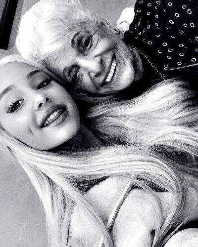 My Baby Loves Me Ariana Ariana Grande Adriana Grande