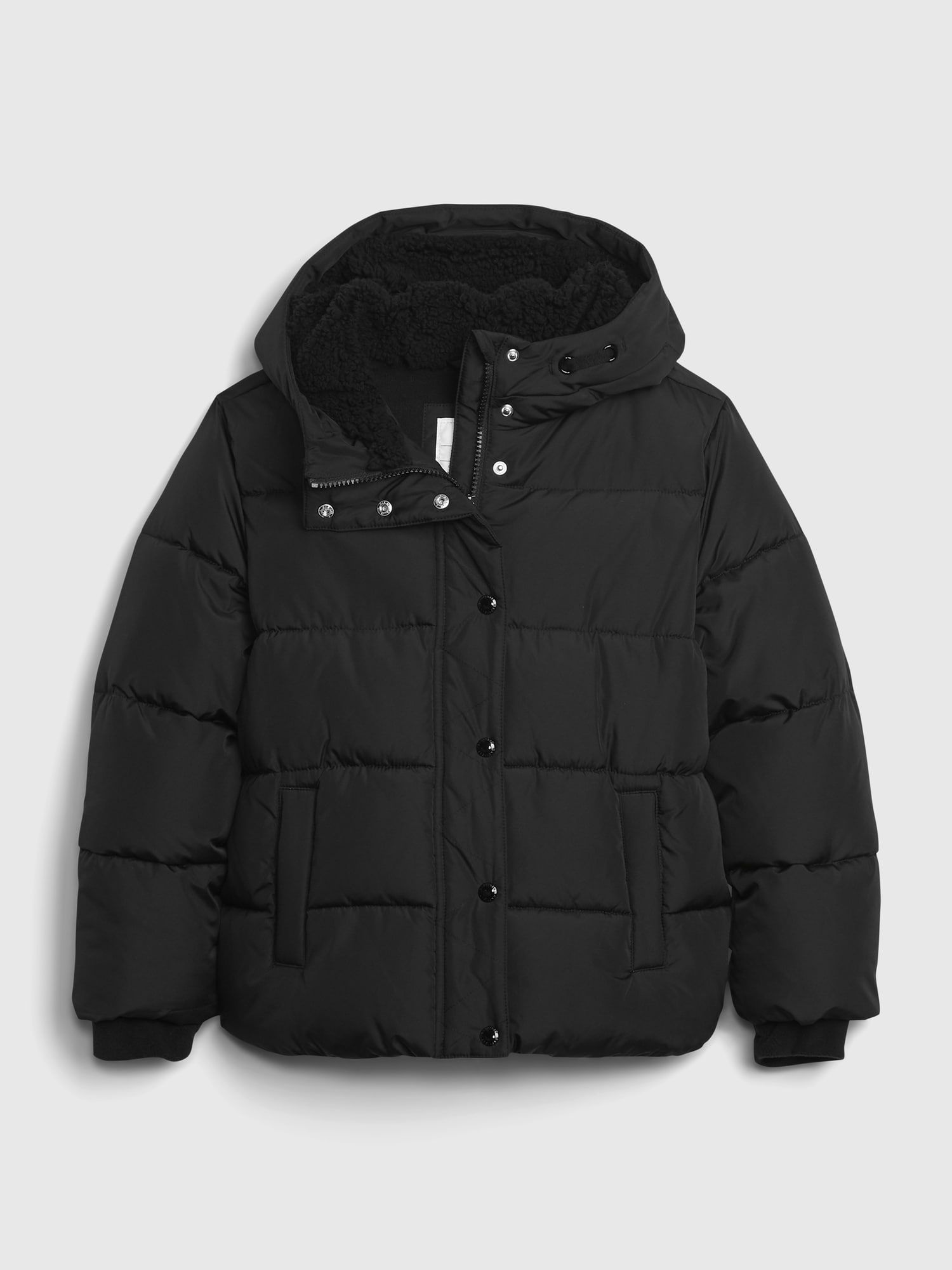 Gap Girls Coldcontrol Max Puffer Jacket Purple Rose Size Xxl In 2021 Puffer Jackets Puffer Jackets [ 2000 x 1500 Pixel ]