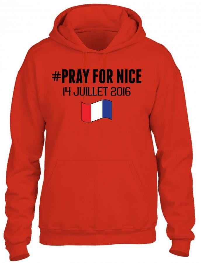 Pray For Nice HOODIE