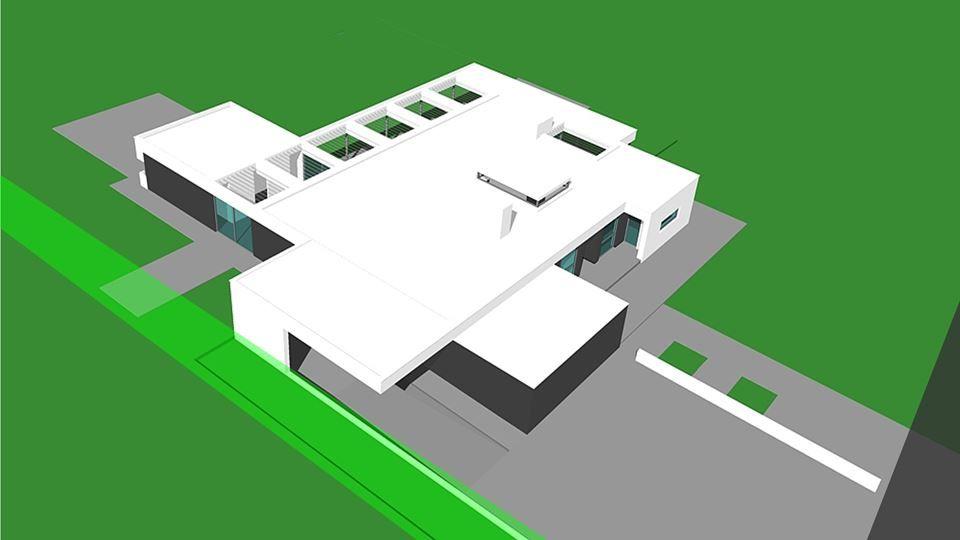 Villa spee by lab architects plastolux