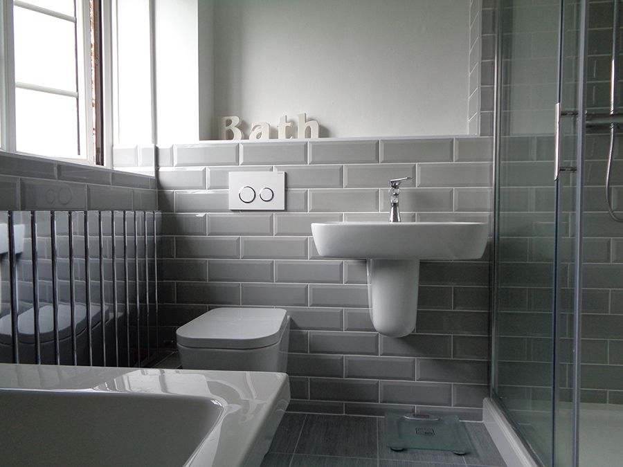 Marabese Bathroom Design and Installation, Church Stowe, Northampton ...