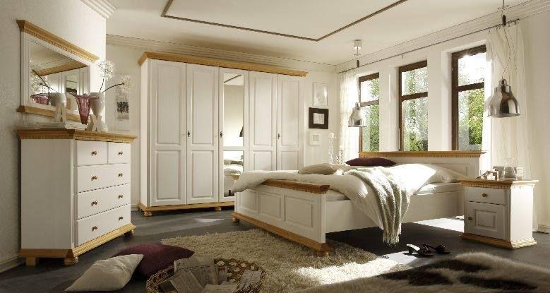 Landhausstil Weiß Schlafzimmer Ideen