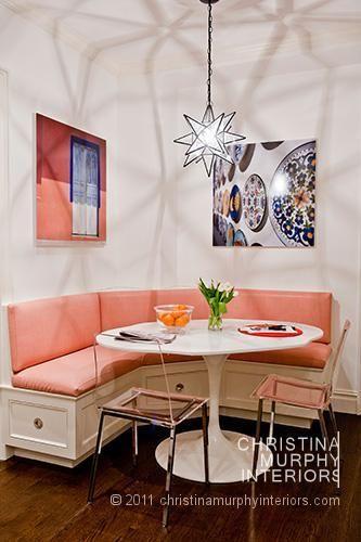 Christina Murphy Interiors Dinning Room Kitchen