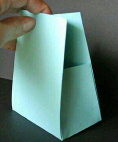 One Sheet Box