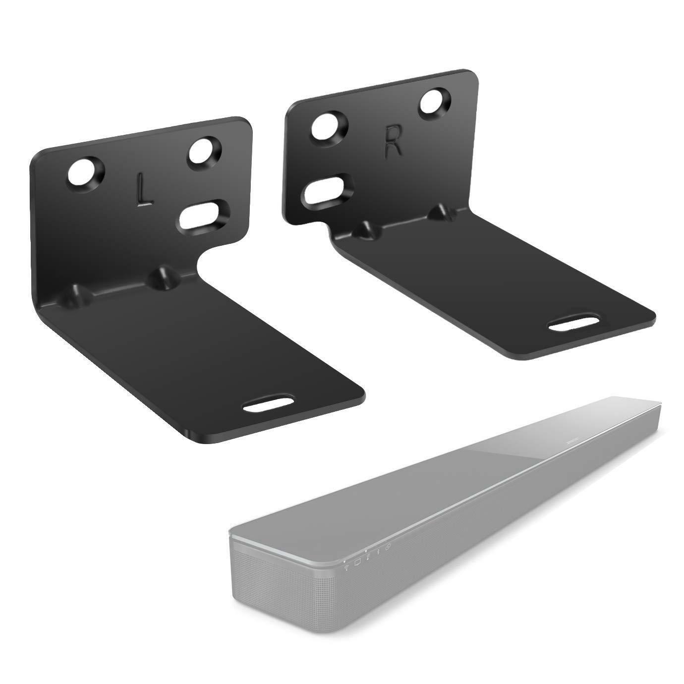 Wall Bracket For Bose Wb 300 Soundtouch 300 Soundbar Speaker Black New Terrashopia Sound Bar Wall Brackets Speaker