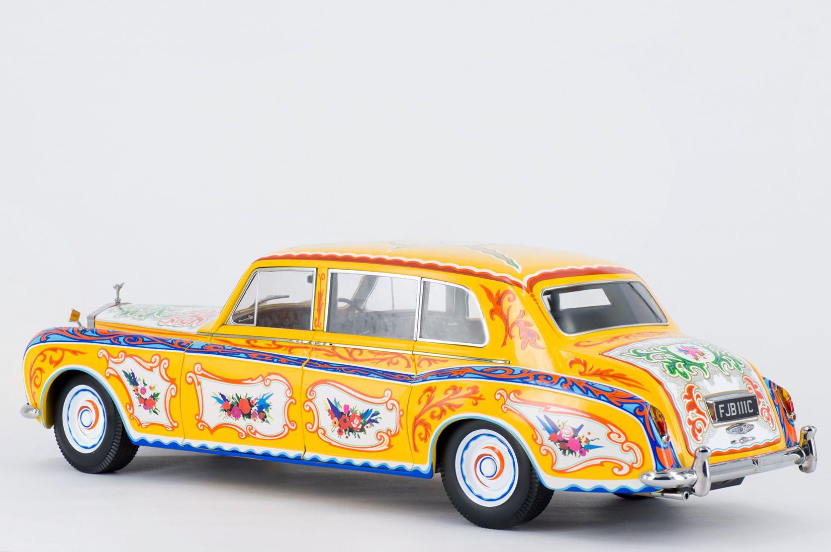 Paragon Models Diecast Rolls Royce Phantom V \