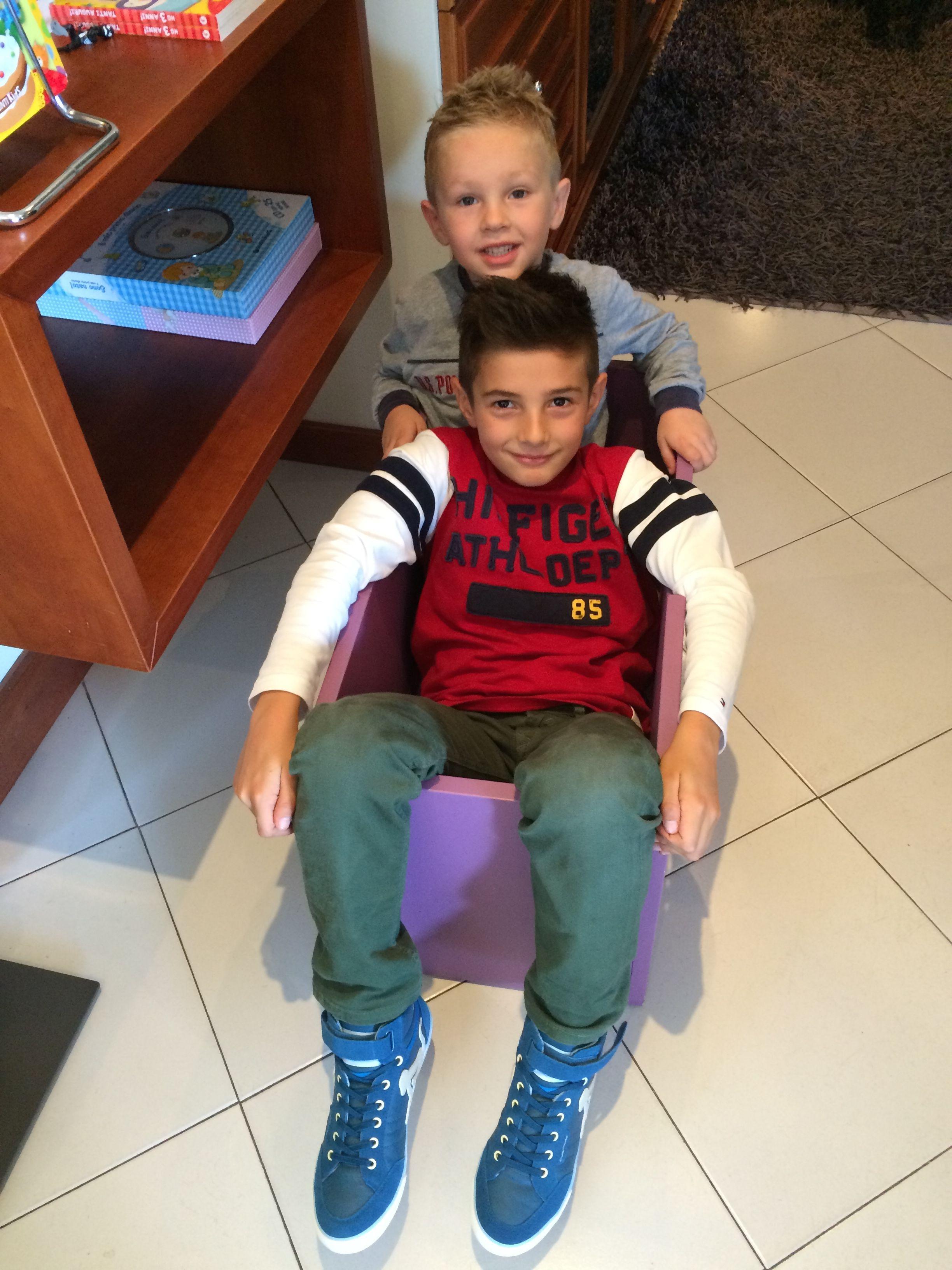 Neri e Niccolò..due splendidi fratelli..