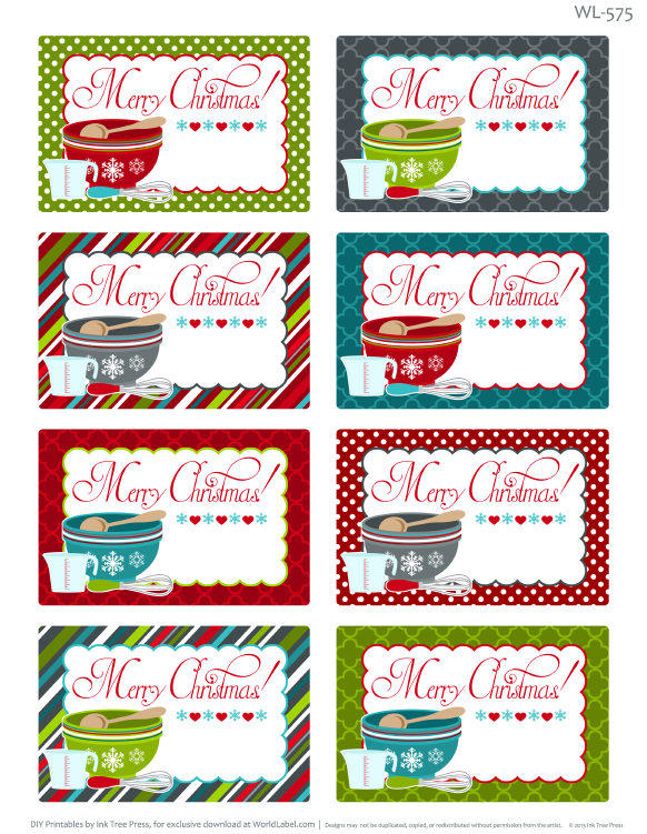 Enjoy These Really Fun Free Printable Labels For Homemade