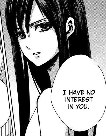 Dandere Dark Haired Hybrid Girl™ | Manga | Pinterest | Manga art ...
