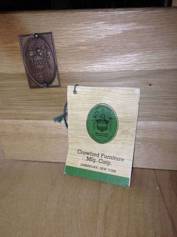 Crawford Furniture Dresser  Mid Century Modern In Walled Lake, MI, USA ~  Krrb