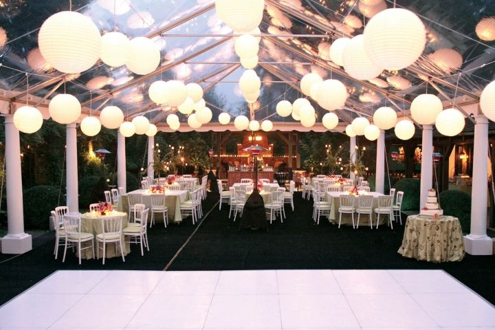 The Perfect Tent Style For Every Wedding Photo All Occasions Party Rentals
